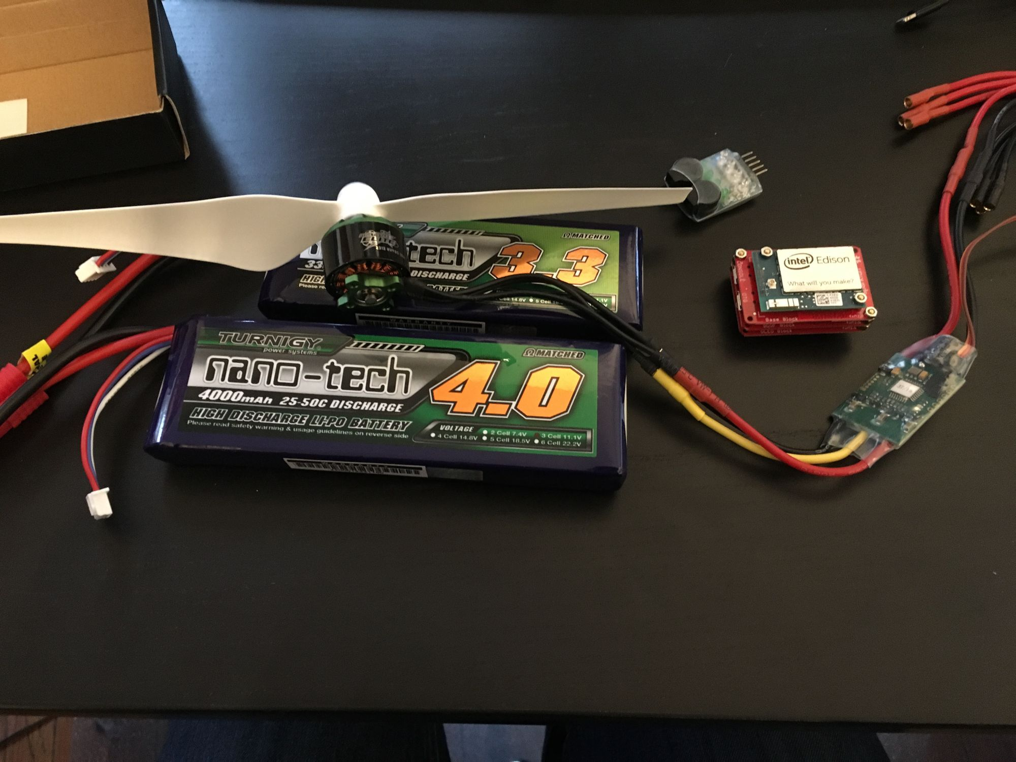 Building a Quadcopter - Part 1: General idea and selecting parts